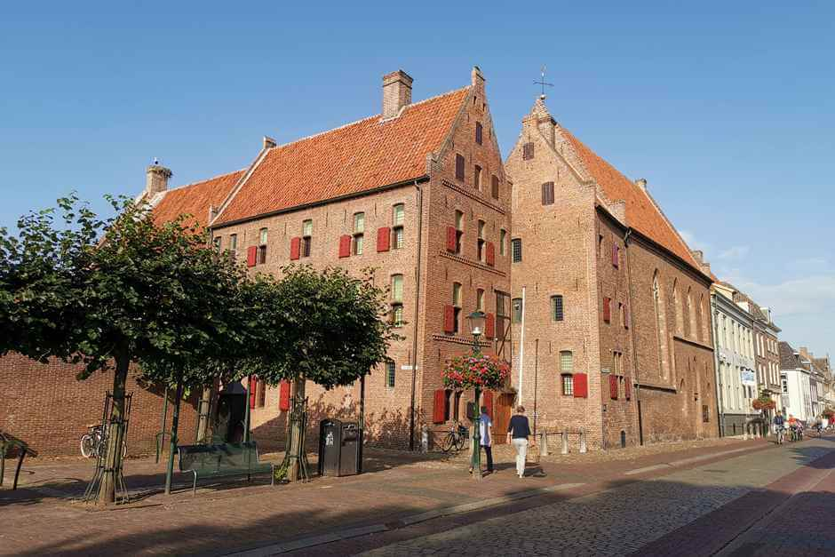 Museum of the Hanseatic City of Elburg Holland's beautiful cities