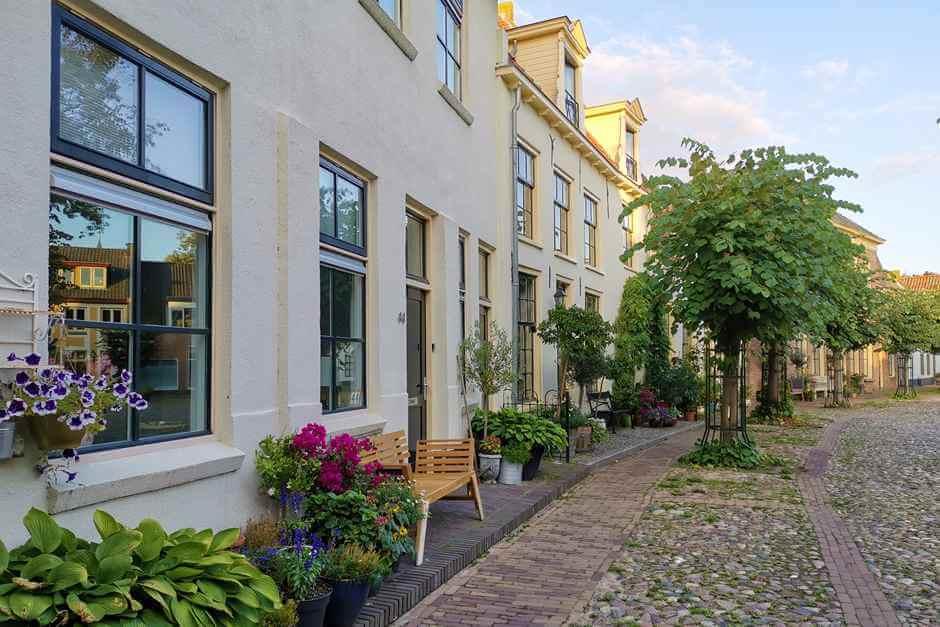 Schöne Städte in Holland - Harderwijk