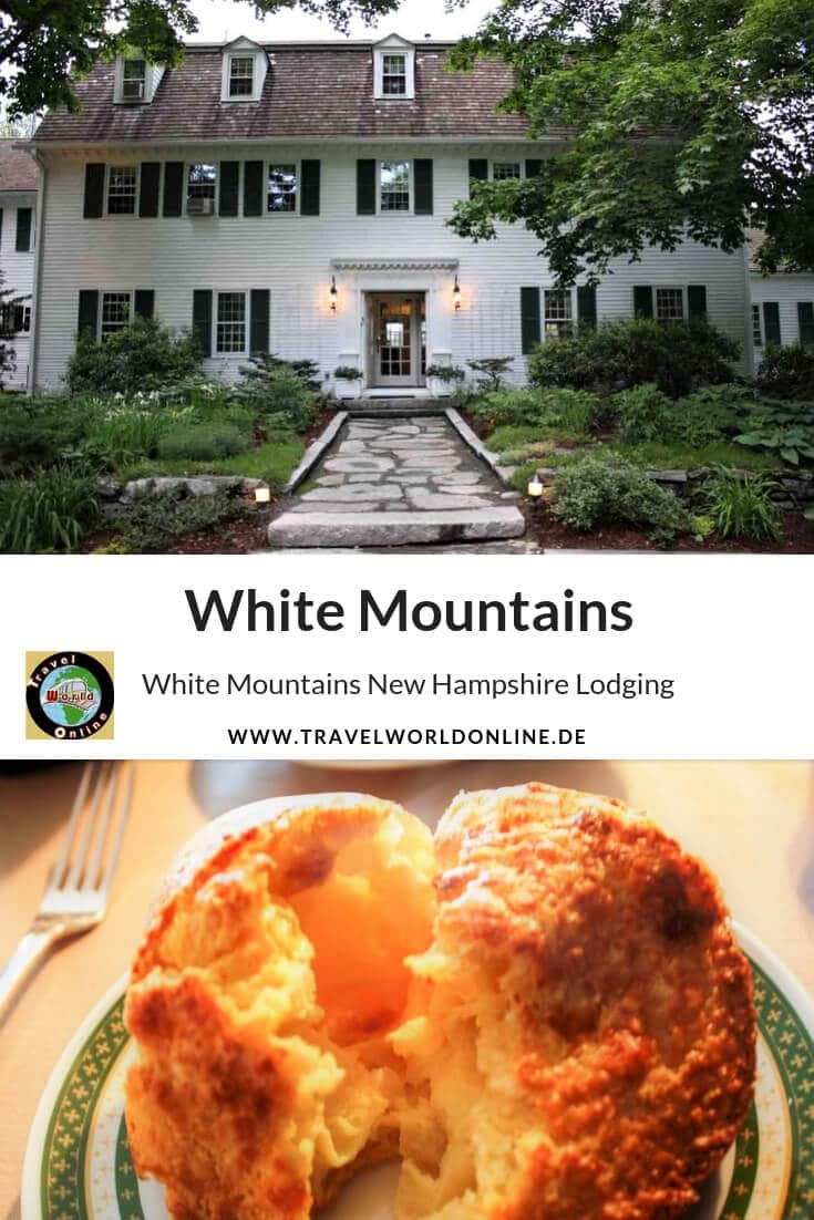 White Mountains New Hampshire Lodging