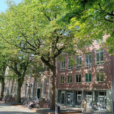 Downtown Deventer - Holland's beautiful cities - Hanseatic cities in Holland