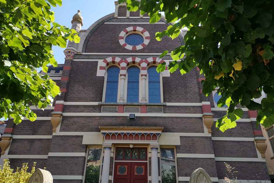 Synagogue of Deventer - Holland's beautiful cities - Hanseatic cities in Holland