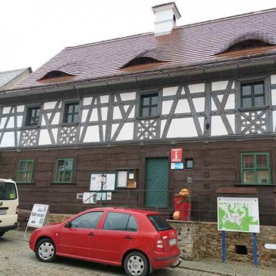 Tourist Information Bad Neualbenreuth in the Upper Palatinate Forest