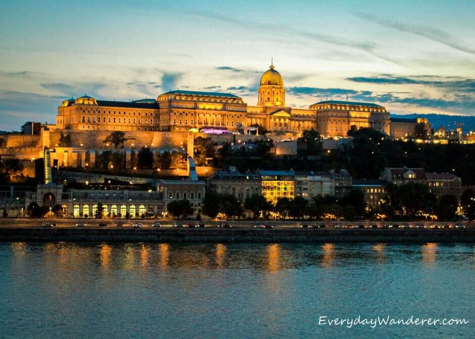Buda Castle - Photo by Sage Scott, the Everyday Walker