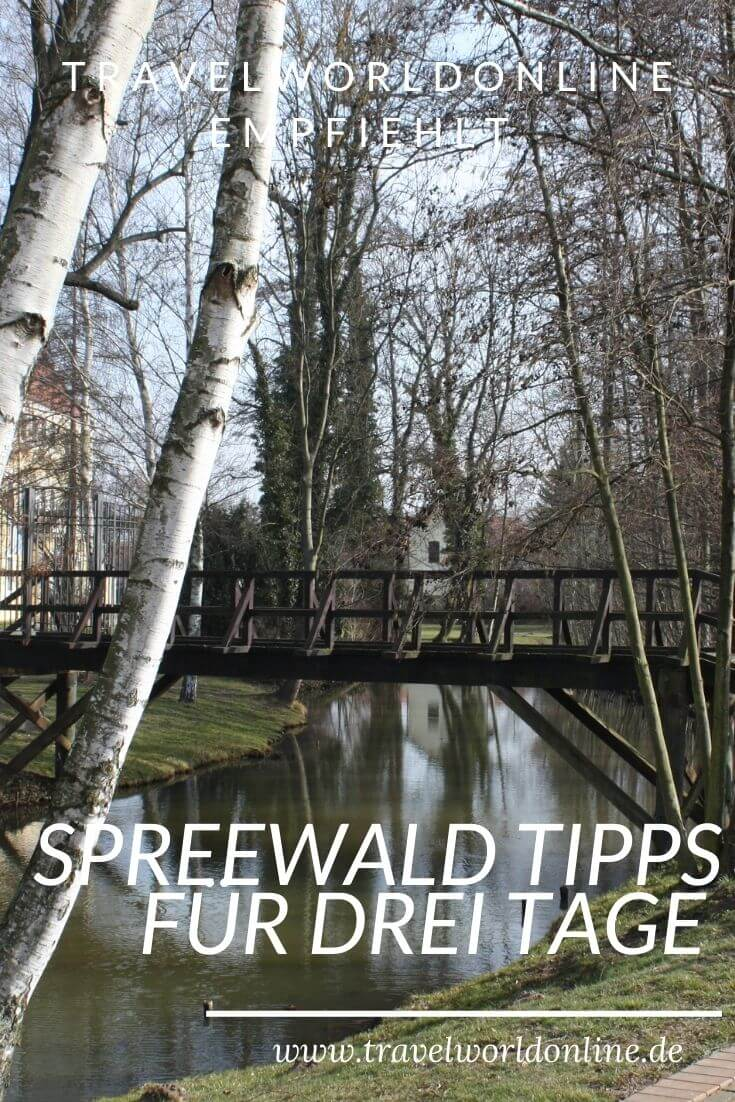 Spreewald tips for three days