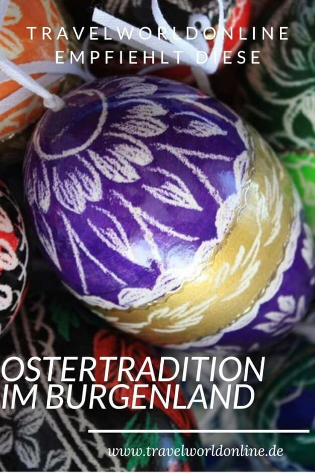 Easter tradition in Burgenland