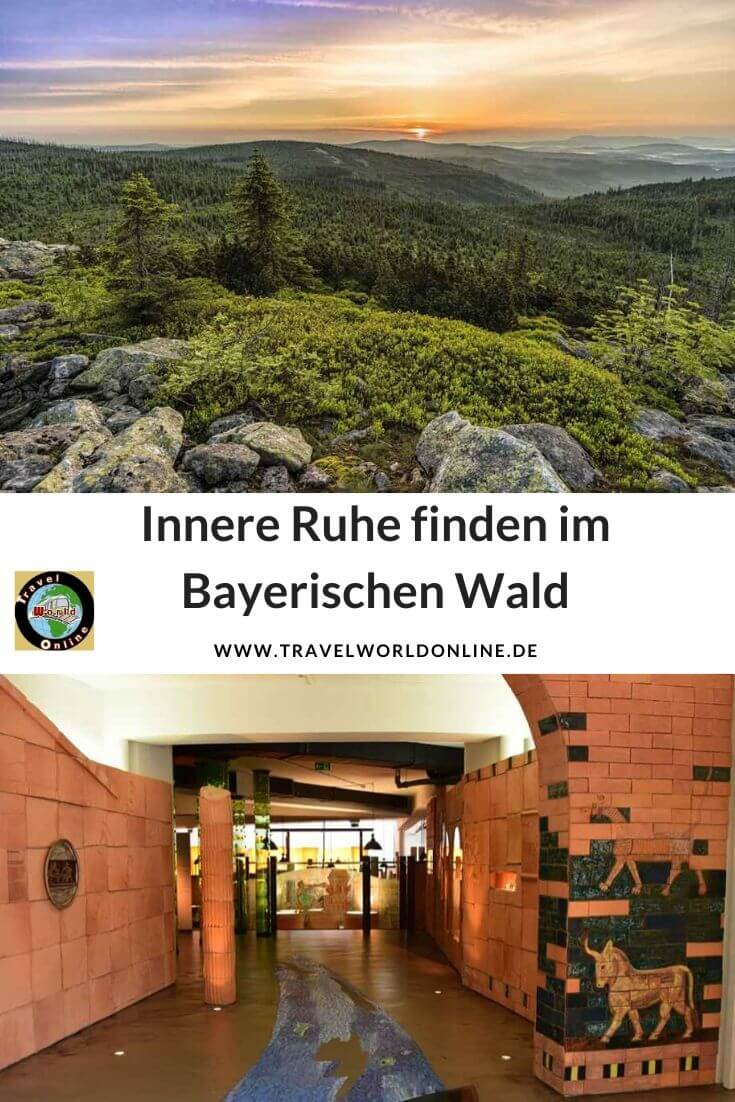 Find inner peace in the Bavarian Forest