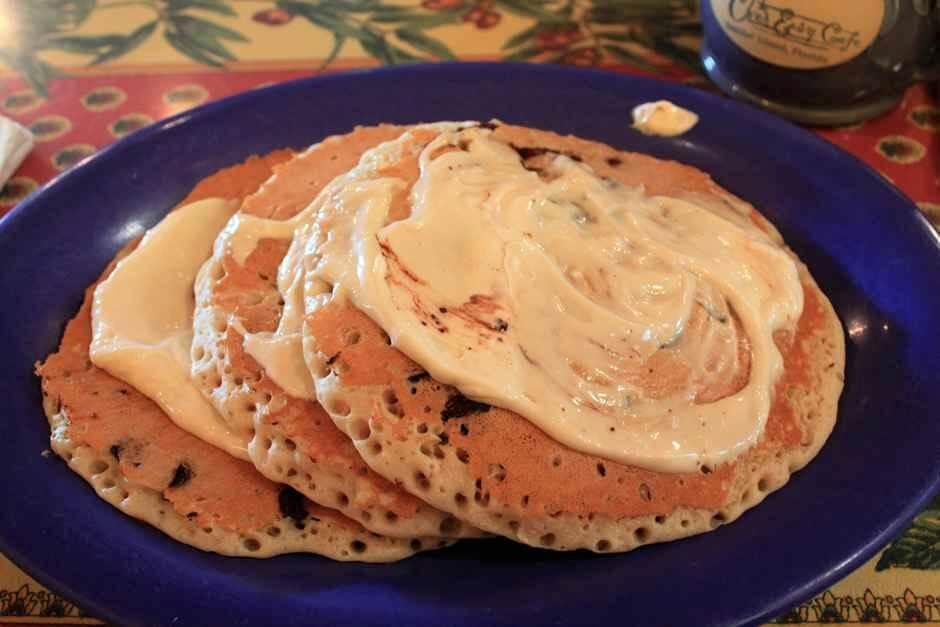 Make pancakes dough yourself
