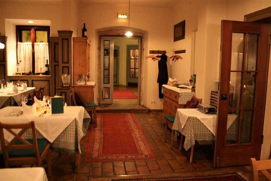 Das Salzburger Restaurant Schloss Aigen