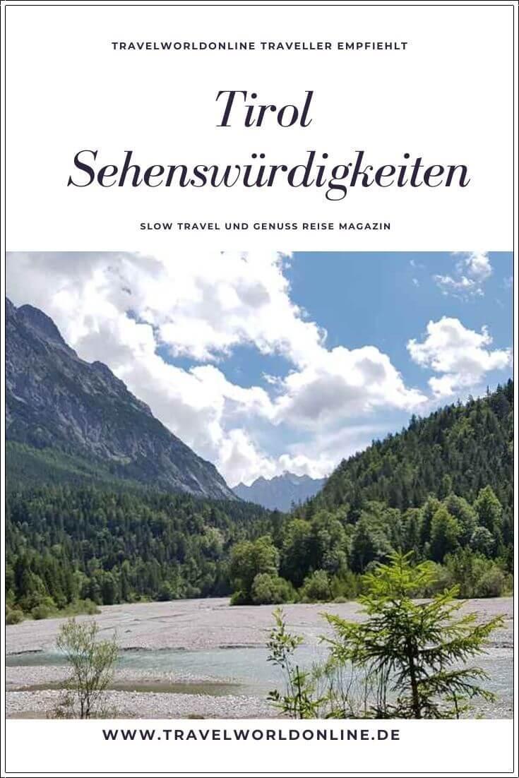 Tirol Sehenswürdigkeiten