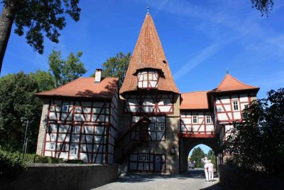 Iphofen - one of the destinations in Franconia