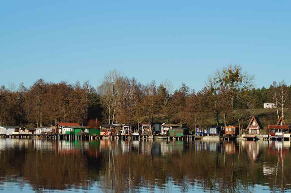 Picknickplatz am Wolletzsee bei Berlin Travellers Archive