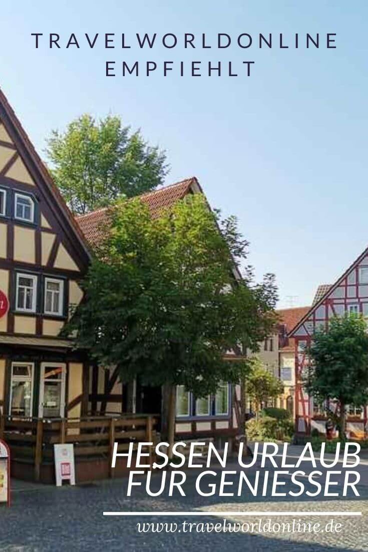 Hesse holidays for connoisseurs