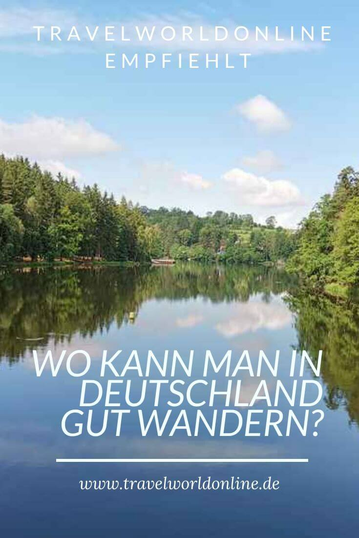 Where can you go hiking in Germany?