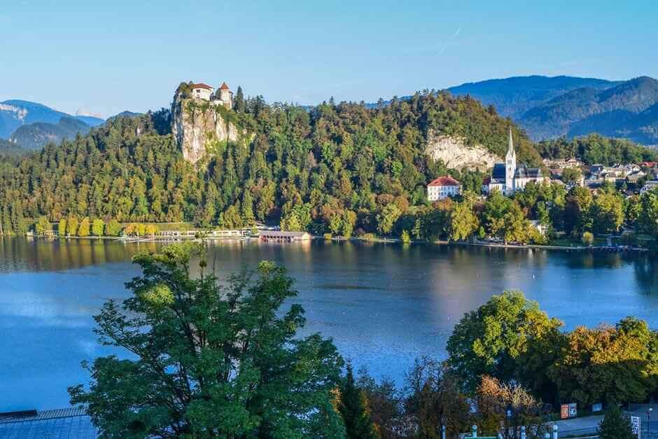 Entdecke den Bleder See Slowenien in zwei Tagen