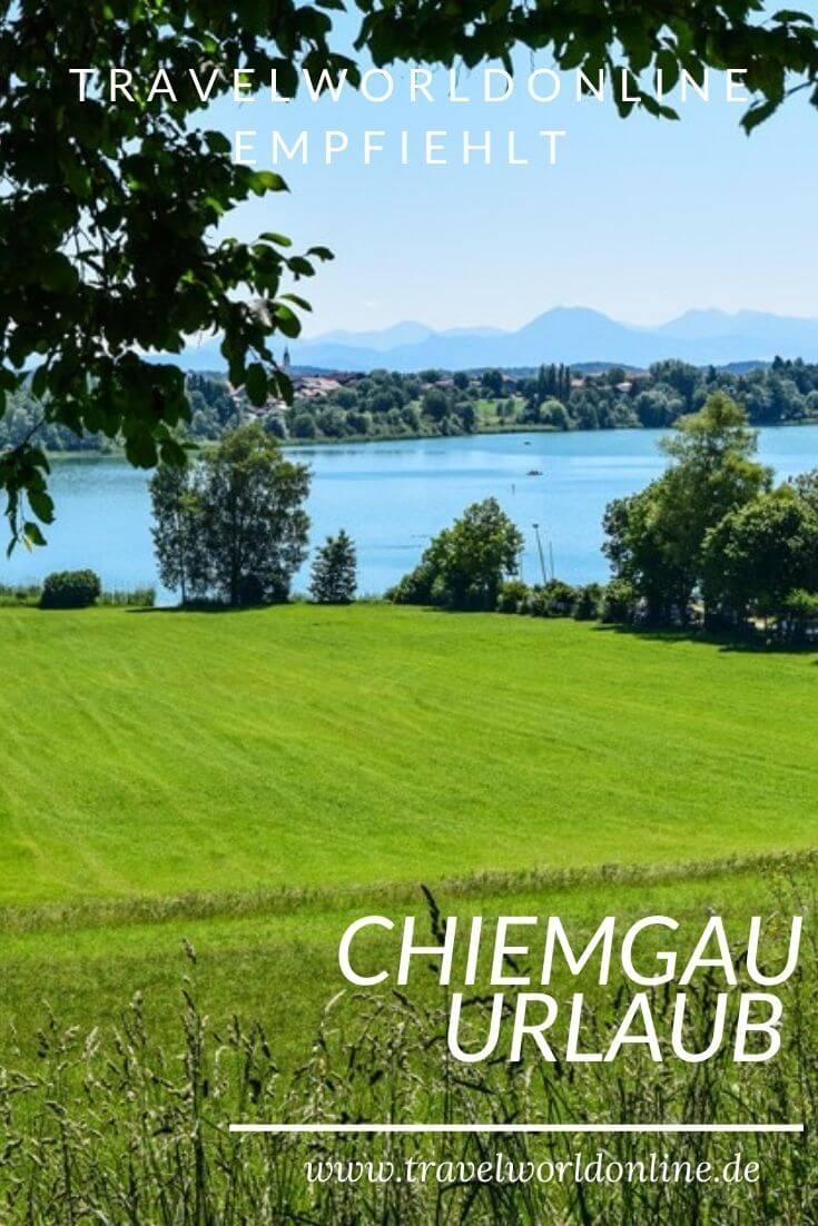 Chiemgau Urlaub