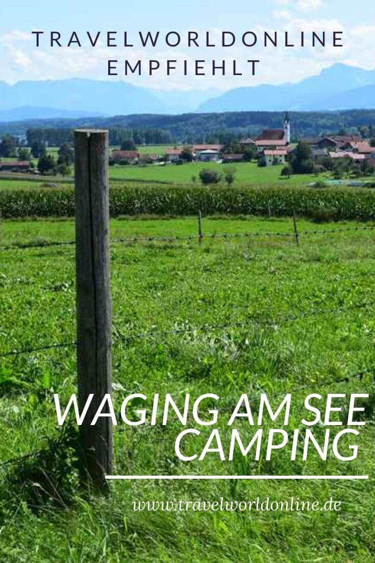 Waging am See Camping