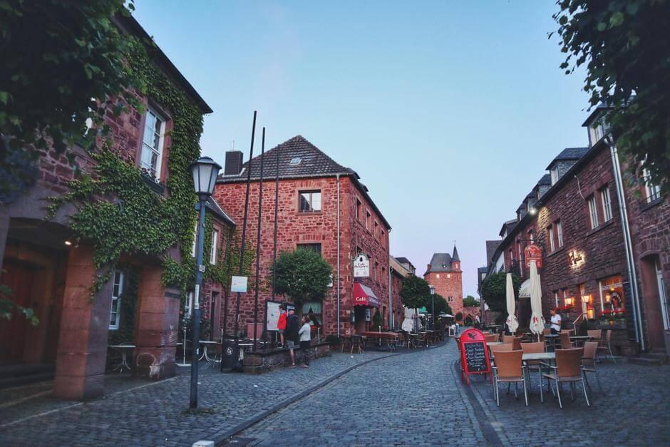 Altstadt Nideggen -