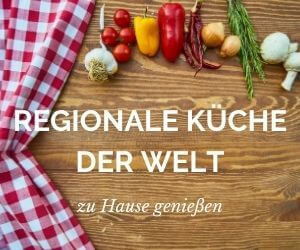 Regional Cuisines in the World