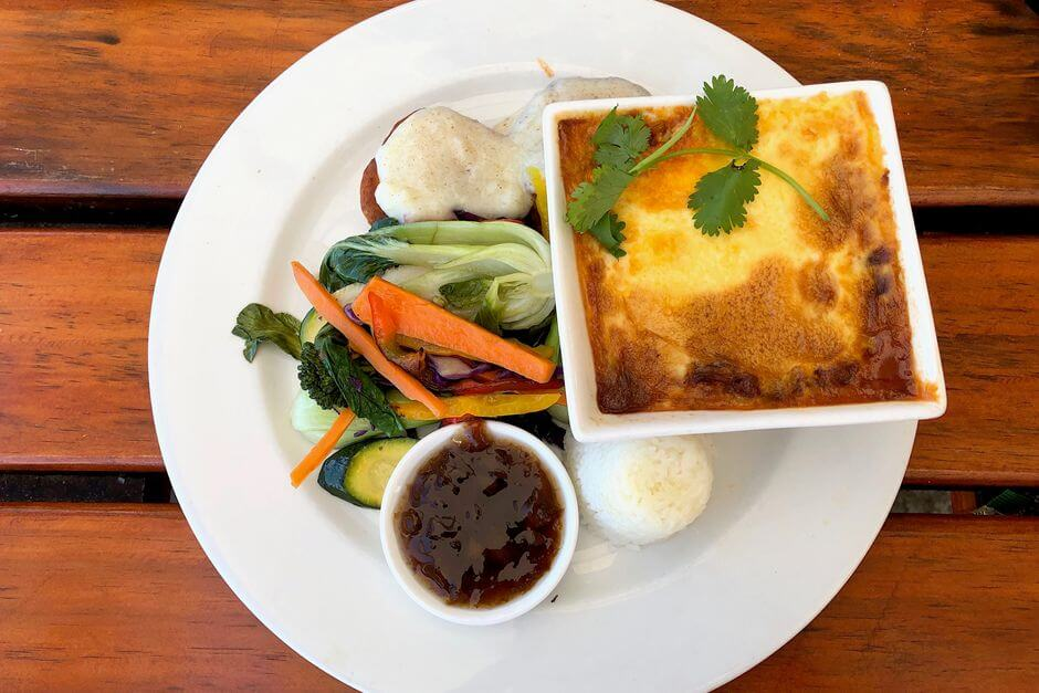 Bobotie recipe from South Africa