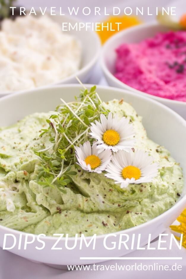 Baba Ganoush Dips for Grill BBQ Sauces and Dips Recipes