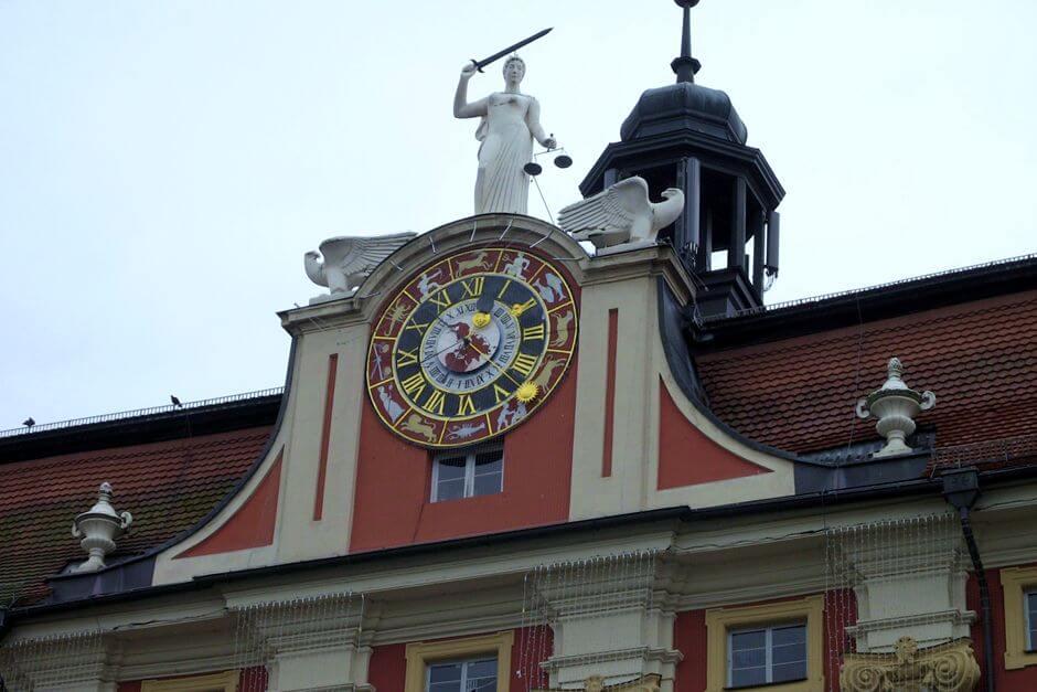 Bad Windsheim and the surrounding area