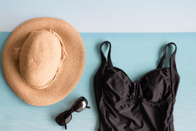 Here you will find a swimsuit that makes you slimmer, for the beach