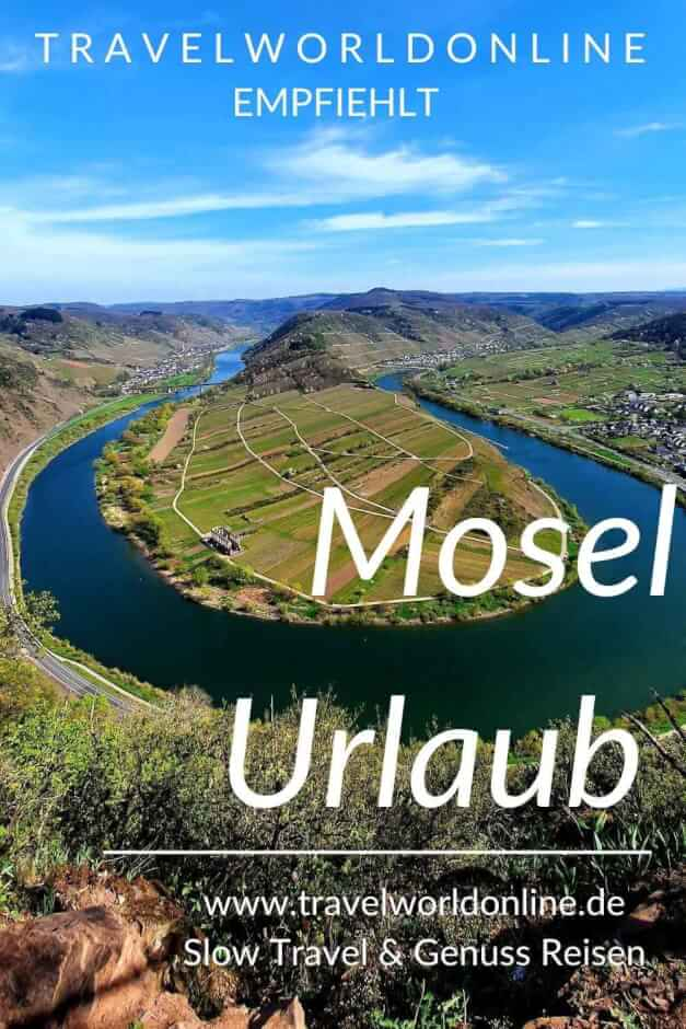 go on vacation on the Moselle