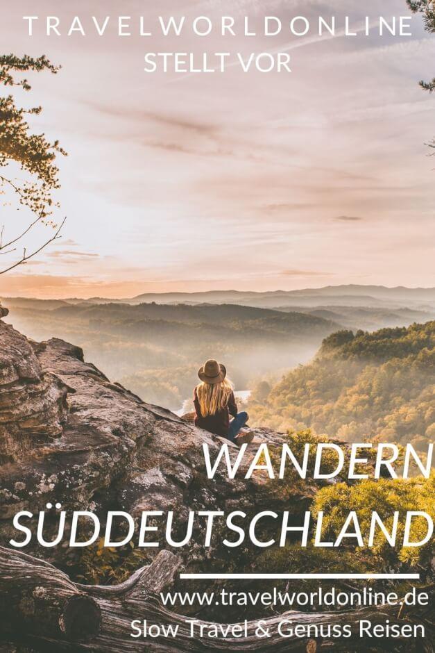 Wandern Süddeutschland
