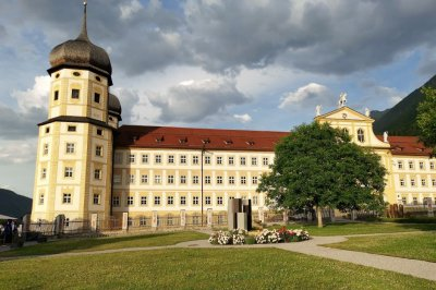 Experience time out in the monastery of Stams Abbey