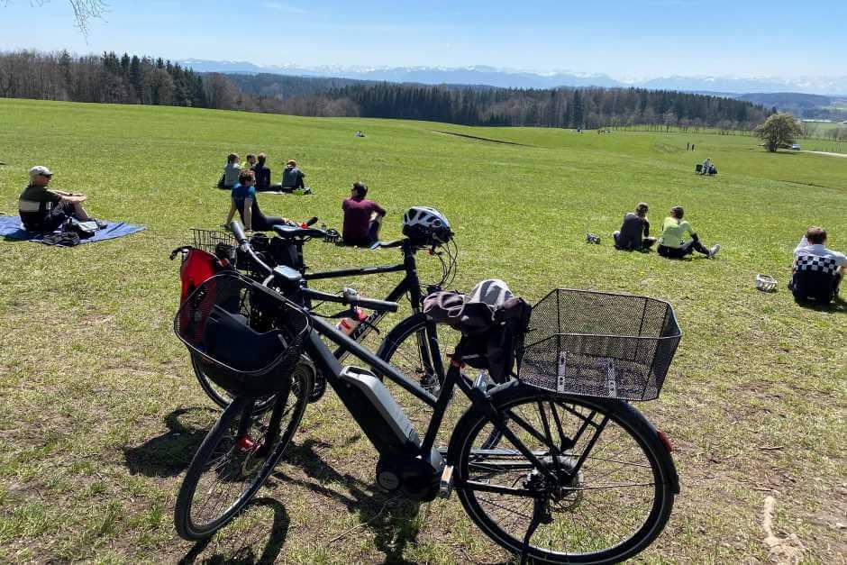 Bike tours around Munich