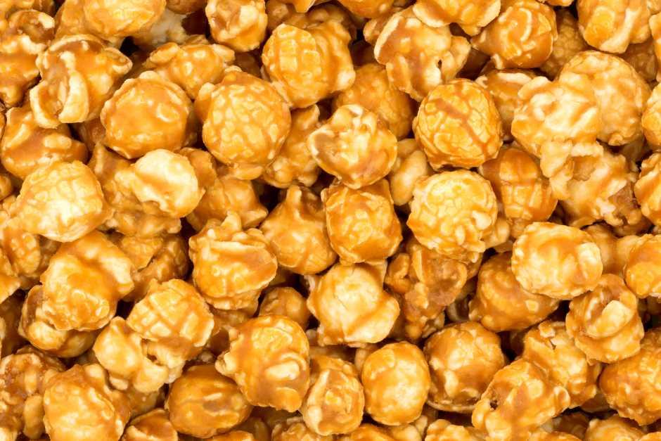 Süßes Popcorn selber machen