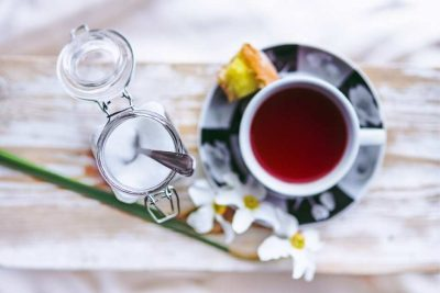 Tea Time im Chateau Laurier