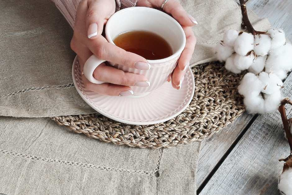 Tea Time ist Hygge Living