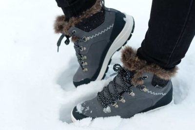 Winter boots for wide feet